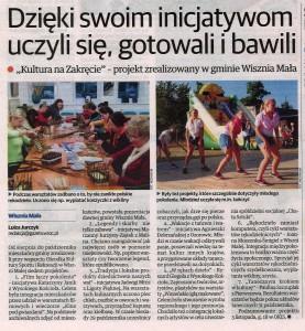 2015 10 30 O Kulturze na Zakręcie Gazeta Wrocławska WEB