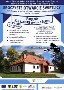 Otwarcie Swietlicy Rogoz v4 web