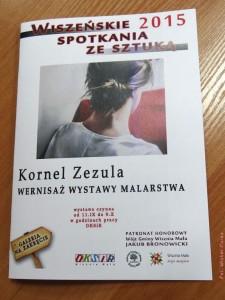 Wernisaż Wystawy Prac Kornela Zezuli