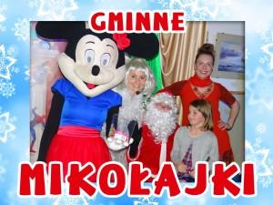 Gminne Mikołajki i Jarmark Bożonarodzeniowy 2015