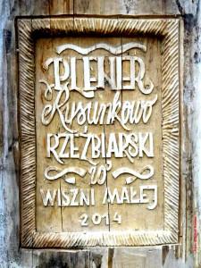 Wernisaż Pleneru Rzeźbiarsko-Rysunkowego