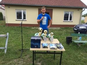 Koordynator ds sportu - Piotr Adamczyk
