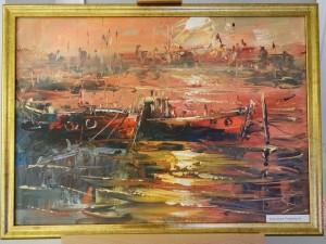 Powrót - wystawa prac znanych z Wiszeńskich Spotkań ze Sztuką