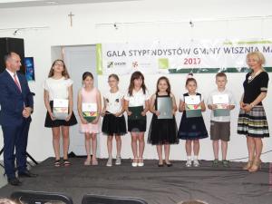 Gala stypendystów 2017